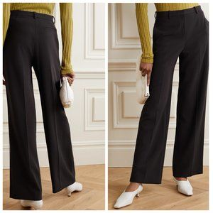 😍 THEORY WOOL Wide Leg Trouser